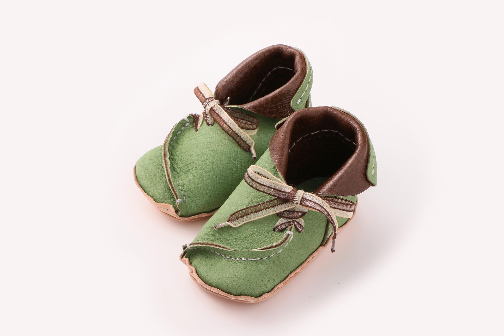 firstshose-green
