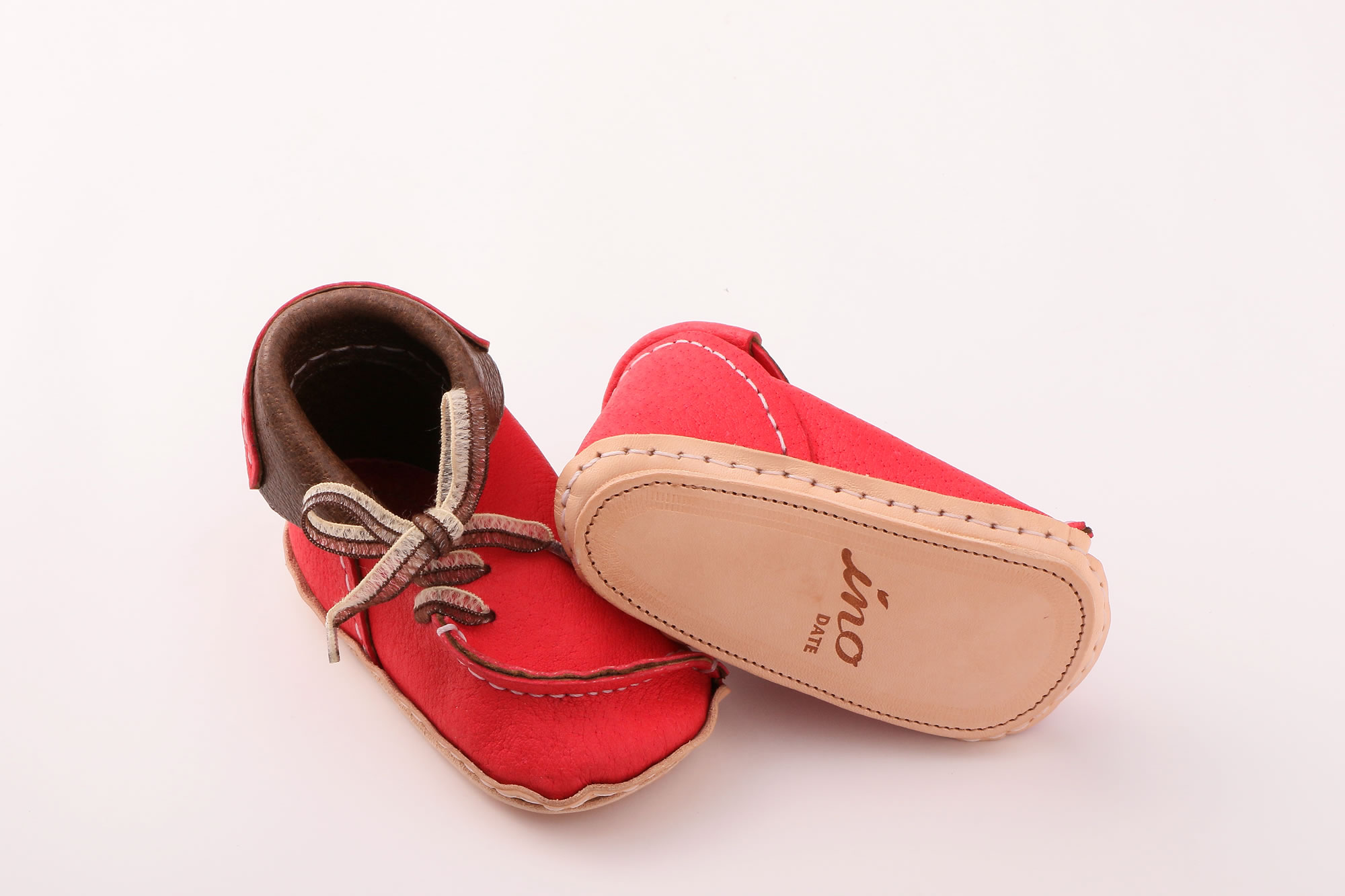 firstshose-red