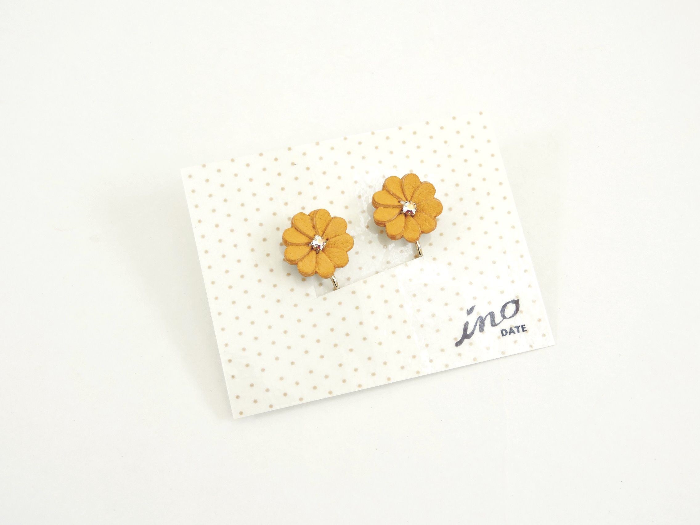 earrings-yellow