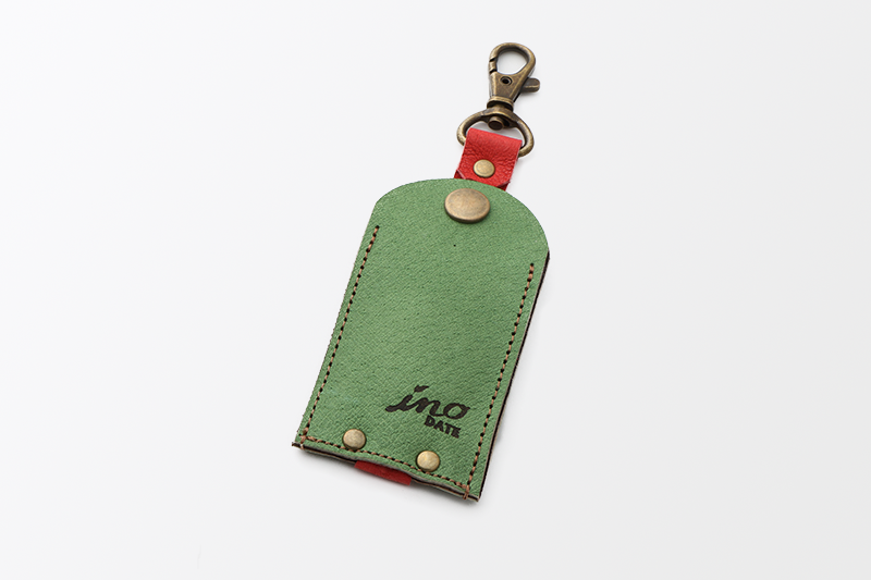 smart-key-case-green